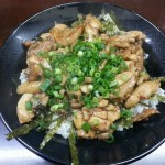 【香川県高松市】ホープ軒のかしわバター丼を食べてみた!【B級グルメ】