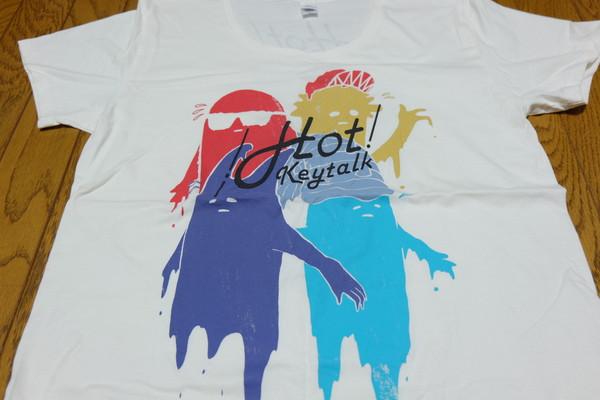 keytalk tour Tshirt