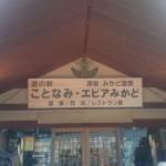 【道の駅ことなみに併設された日帰り温泉:エピアみかど】美霞洞温泉の効能には美肌効果も!