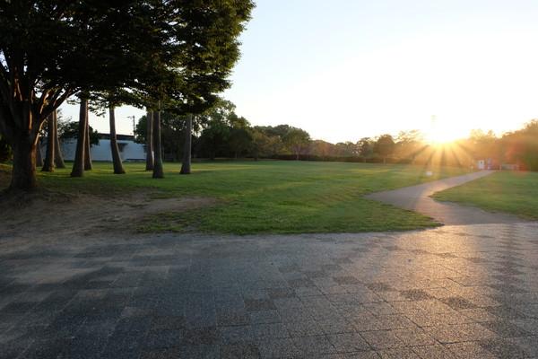walking jikan morning