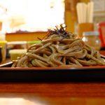 【漬物がうまい!香川県まんのう町のそば屋「田舎そば川原」】太くて噛みごたえがあるそばが絶品!