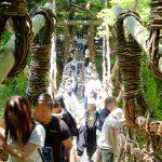 【駐車場や通行料は?徳島県・祖谷のかずら橋を観光】小便小僧像など周辺の観光スポットも紹介!